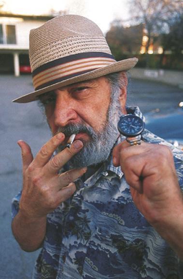 Jack Herer Cannabis Legend
