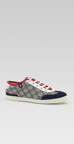 Gucci Barcelona Low.. classic colorway $395