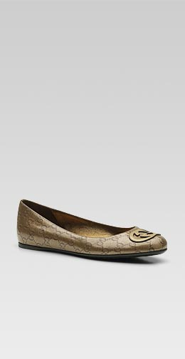 Gucci Royal Flat $395