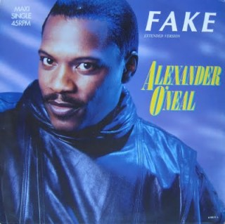 Alexander O'Neal - Fake (12Inch) (1987) (NL)