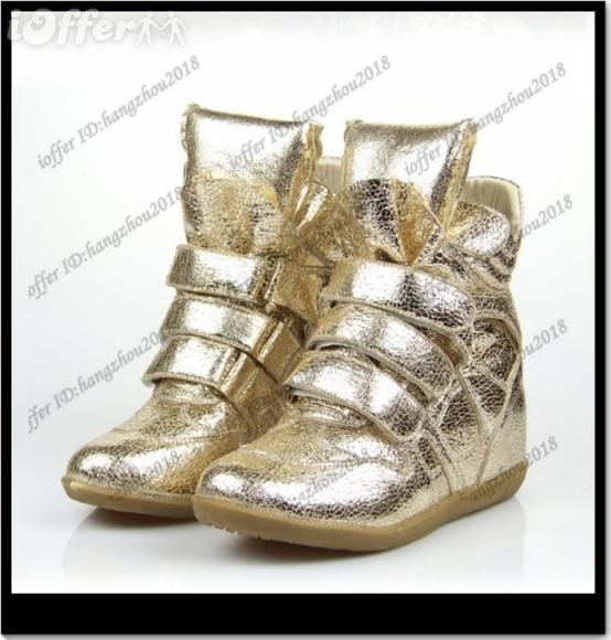 Gold Isabel Marants