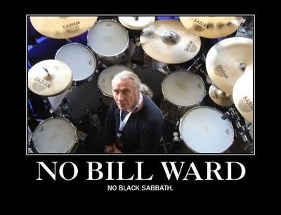 No Bill Ward