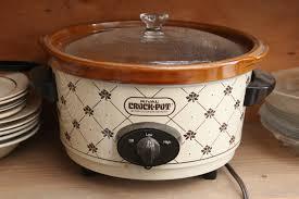 old crock pot